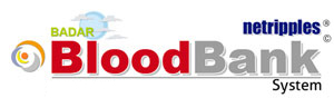 Badar Blood Bank Logo