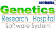 Genetic Research Hospital Logo
