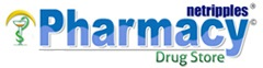 Pharmacy Drugstore Logo